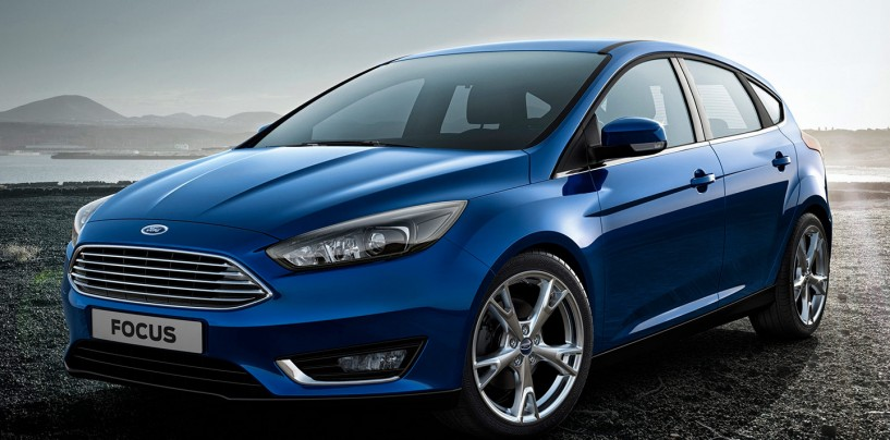 Ford Focus lidera segmento de hatches médios